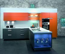 Ultra-Modern Kitchen Design Idea