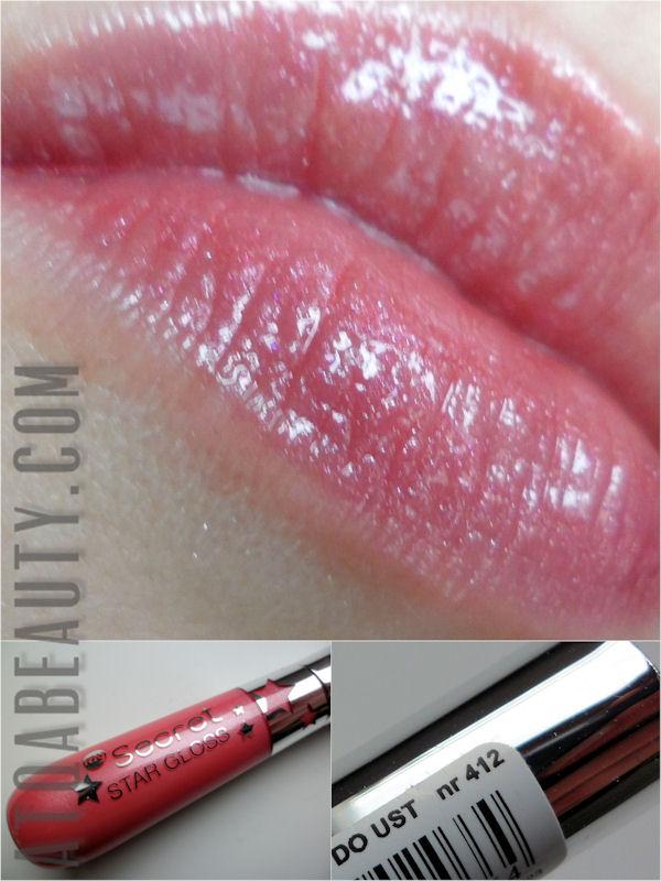 My Secret, Star Gloss Lip Gloss, 412