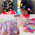 Buy 50pcs/Pack Cute Children Elastic Hair Bands Kids Hair Ties Baby Rubber Band Headdress Baby Girls Hair Accessories