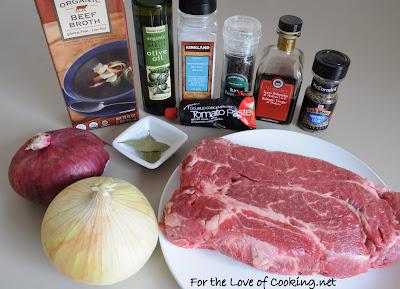 Balsamic and Onion Pot Roast