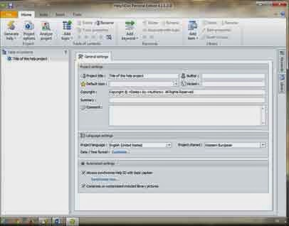 Cara Membuat Ebook dengan Format CHM