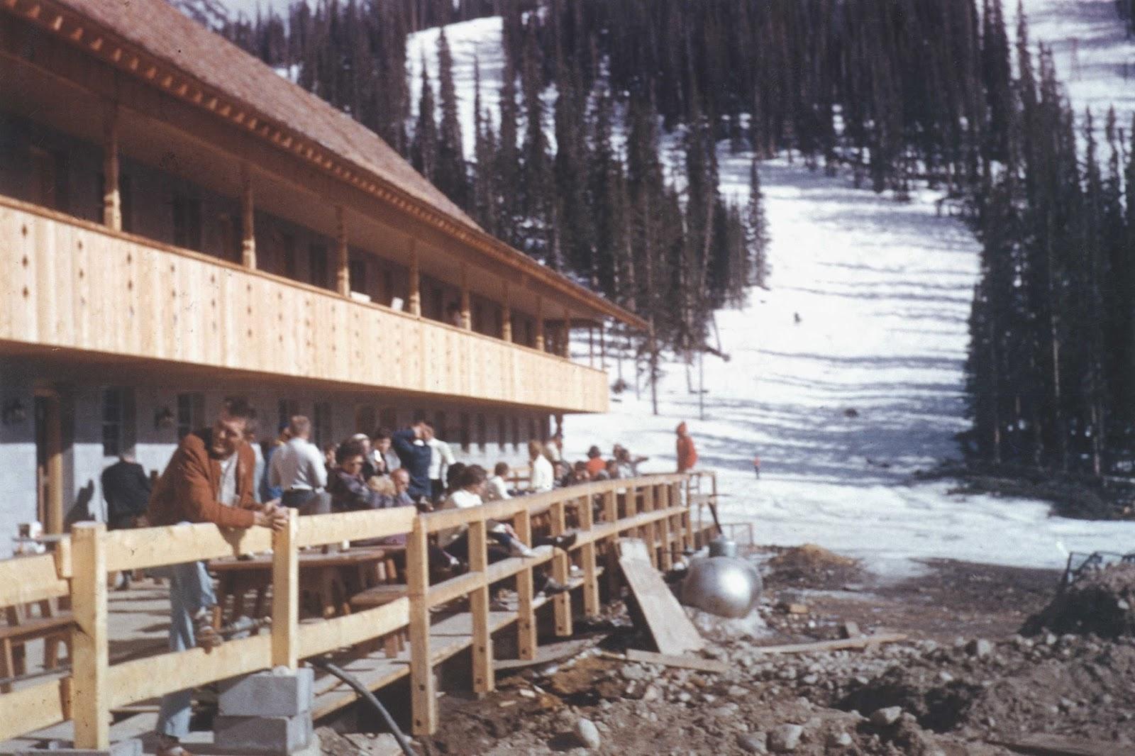 al 39 s blog lodging at a basin
