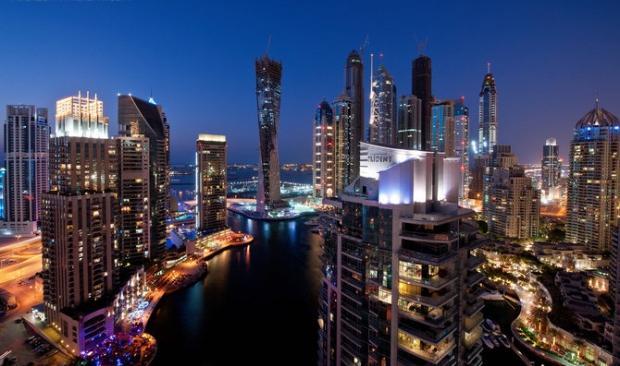 دبي ليلاً - صوراً غاية في الجمال Dubai-amazing-photos26