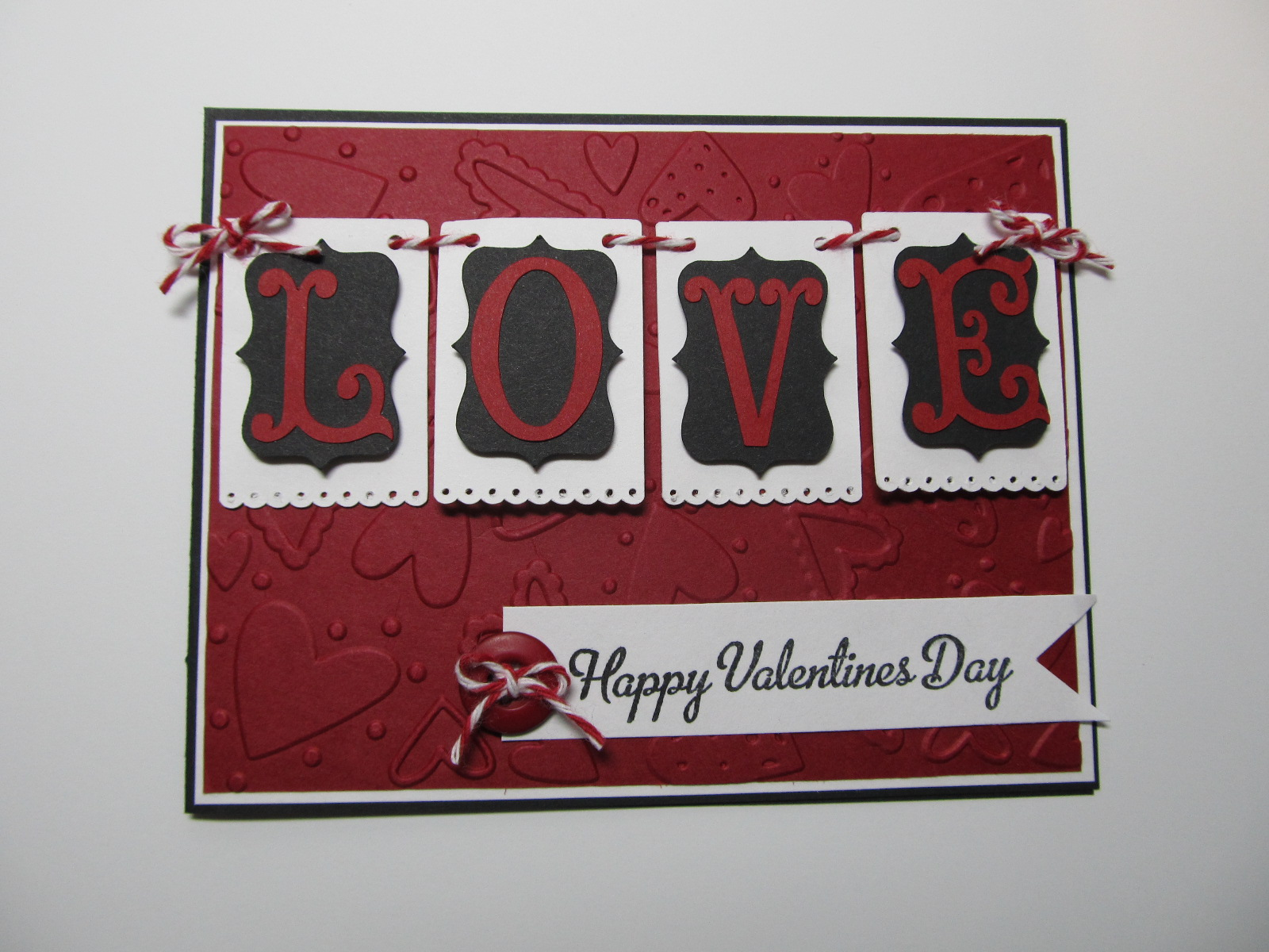 Creative Cricut Designs  More Happy Valentines Day Card