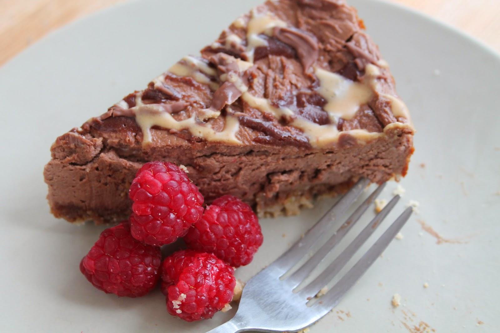 Homemade Protein Cheesecake