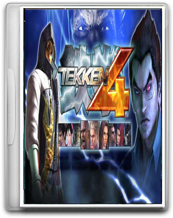 Tekken 4-ISO PC Game Full Version Free Download - SadamSoftx