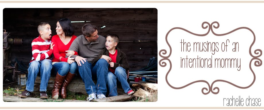 The Musings of an Intentional Mommy