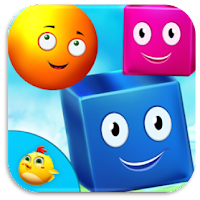 shape and color game for kids