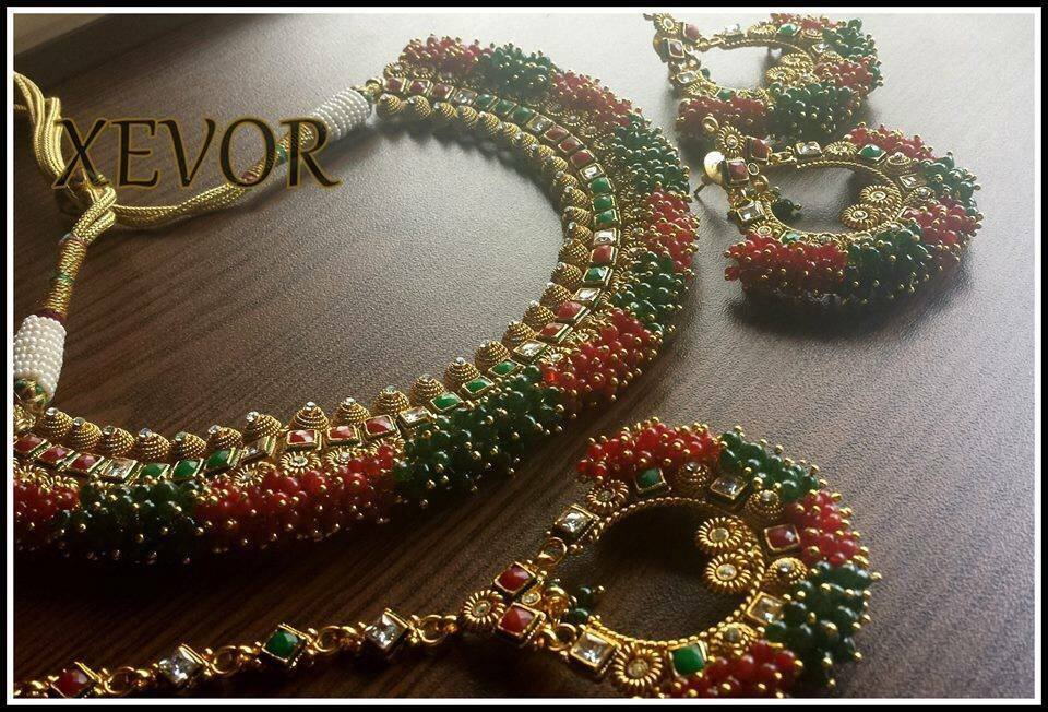 Xevor Bridal Fashion Jewelry Collection 2016 Fahion And