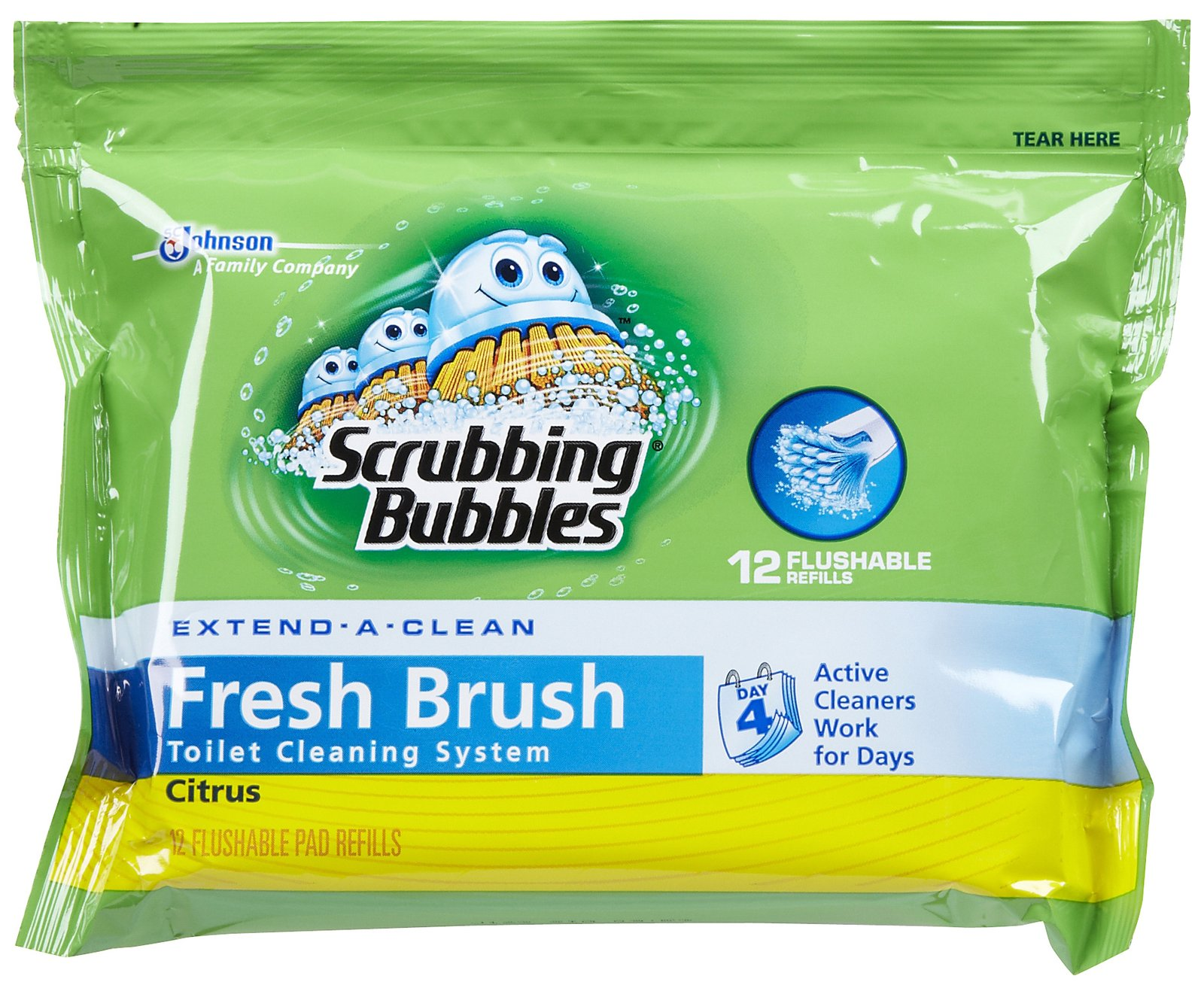Scrubbing bubbles coupon $5
