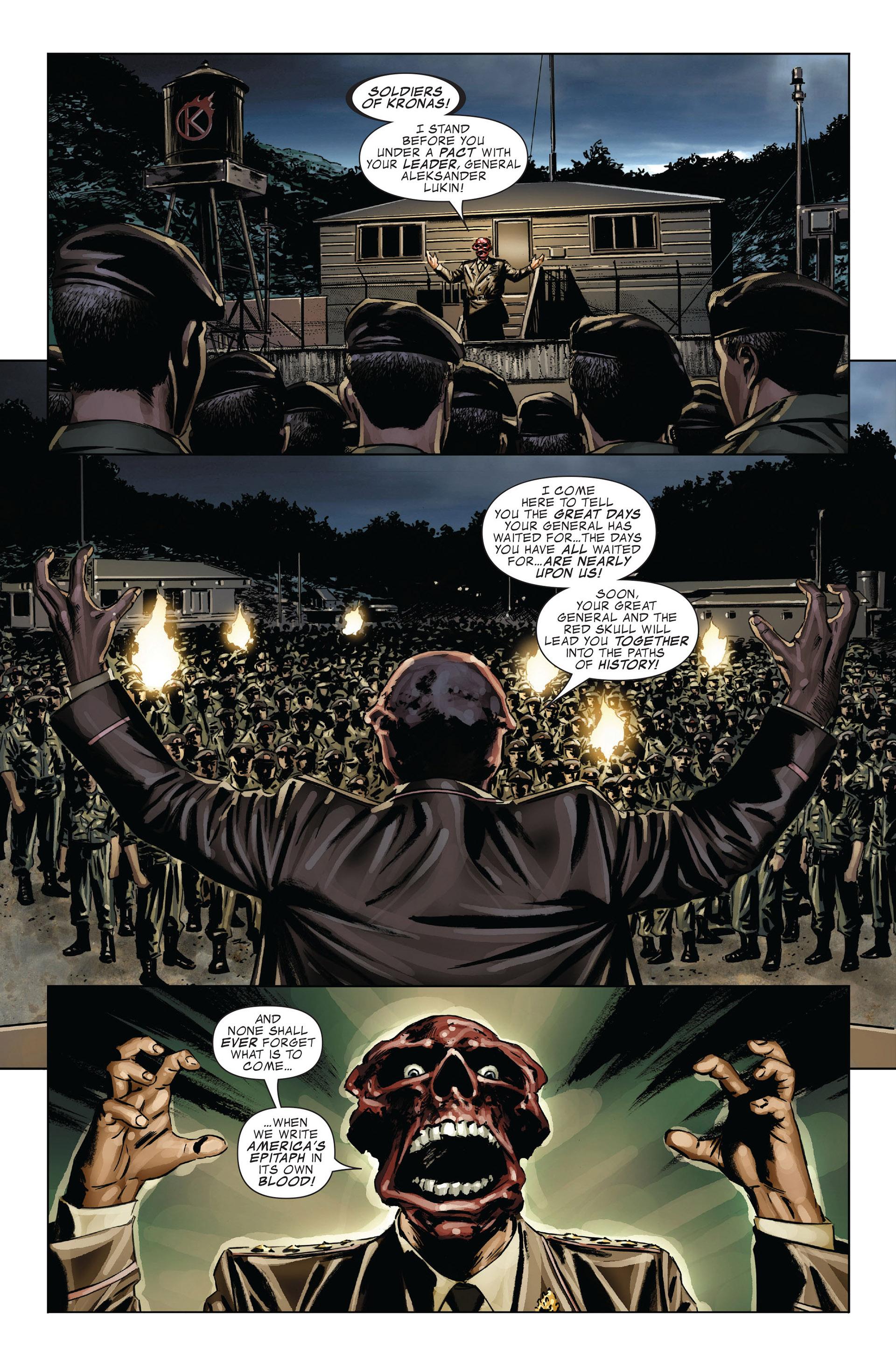 Captain America (2005) Issue #31 #31 - English 14