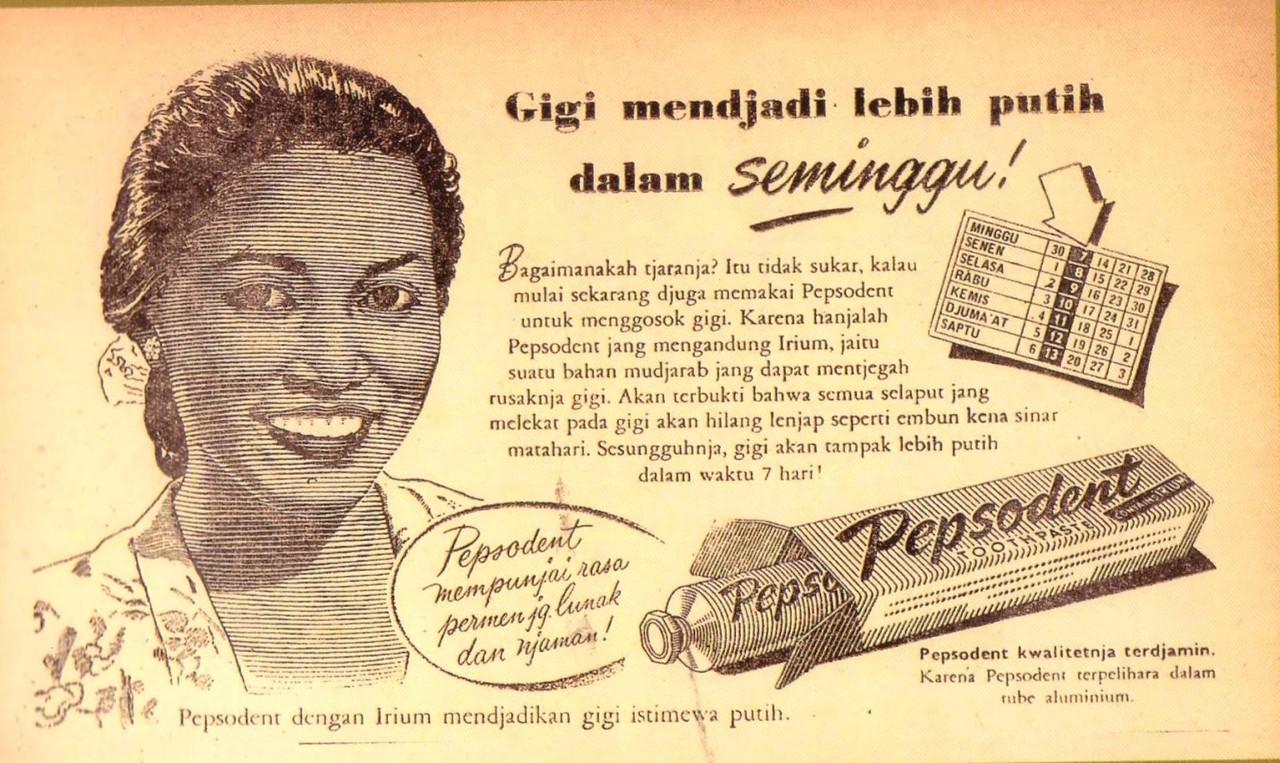 Iklan Jamu Jadul