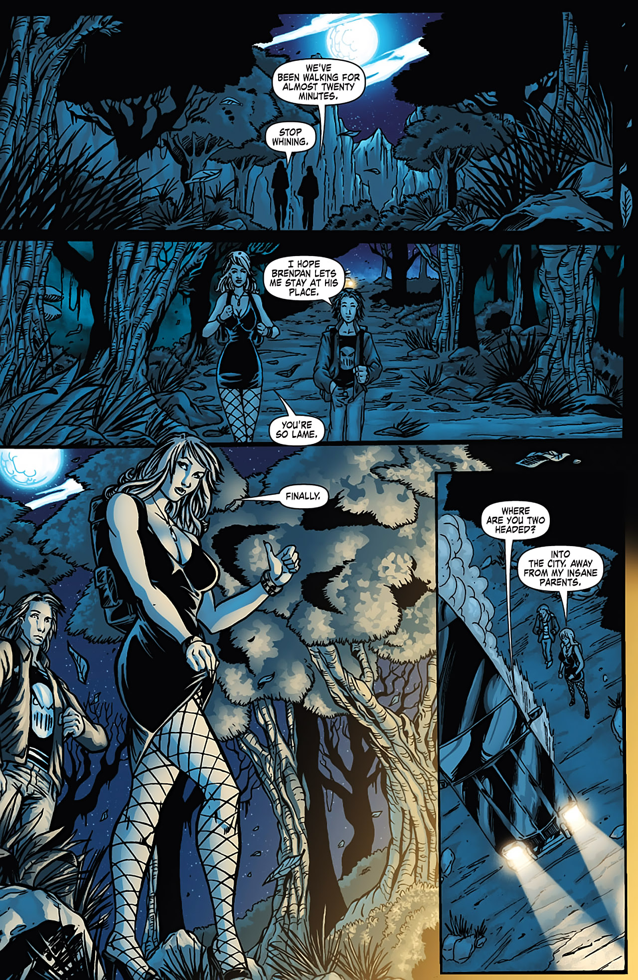 Grimm Fairy Tales (2005) Issue #3 #6 - English 4
