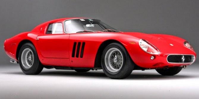 Mobil Ferrari Paling Mahal