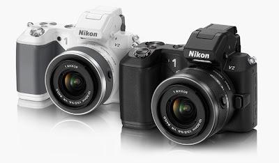 Fotografia della Nikon 1 V2