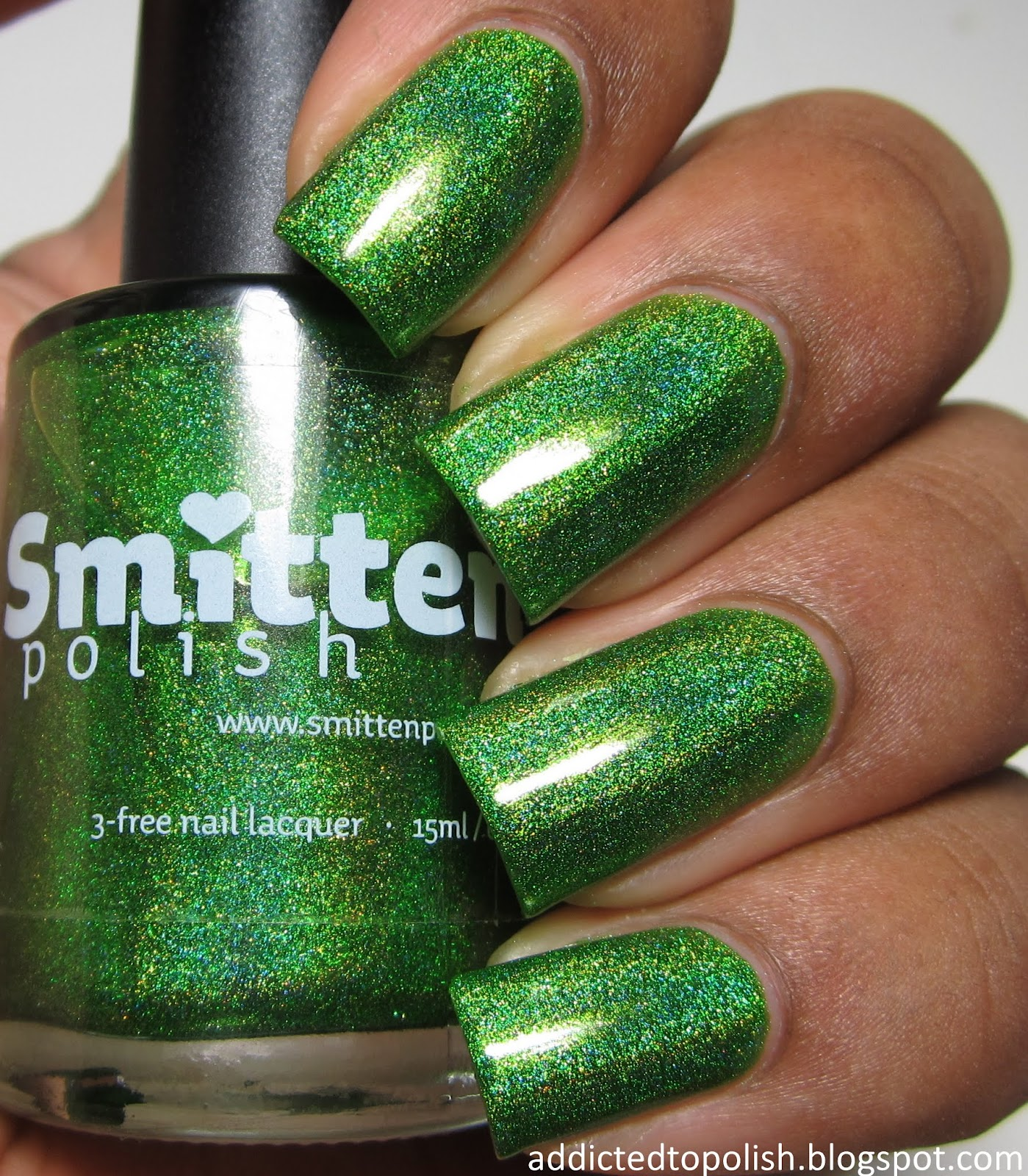 smitten-polish-girl-sprouts-holo-green