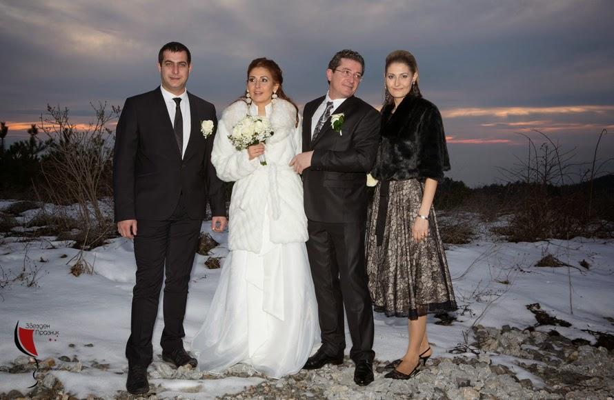 Сватба през зимата