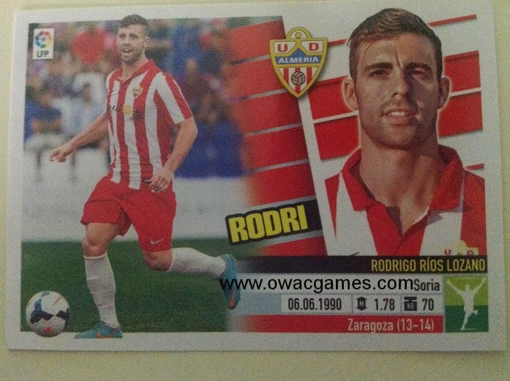 Liga ESTE 2013-14 Almeria 16B - Coloca - Rodri