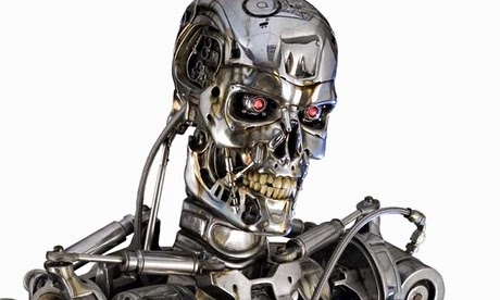 Robot from The Terminator
