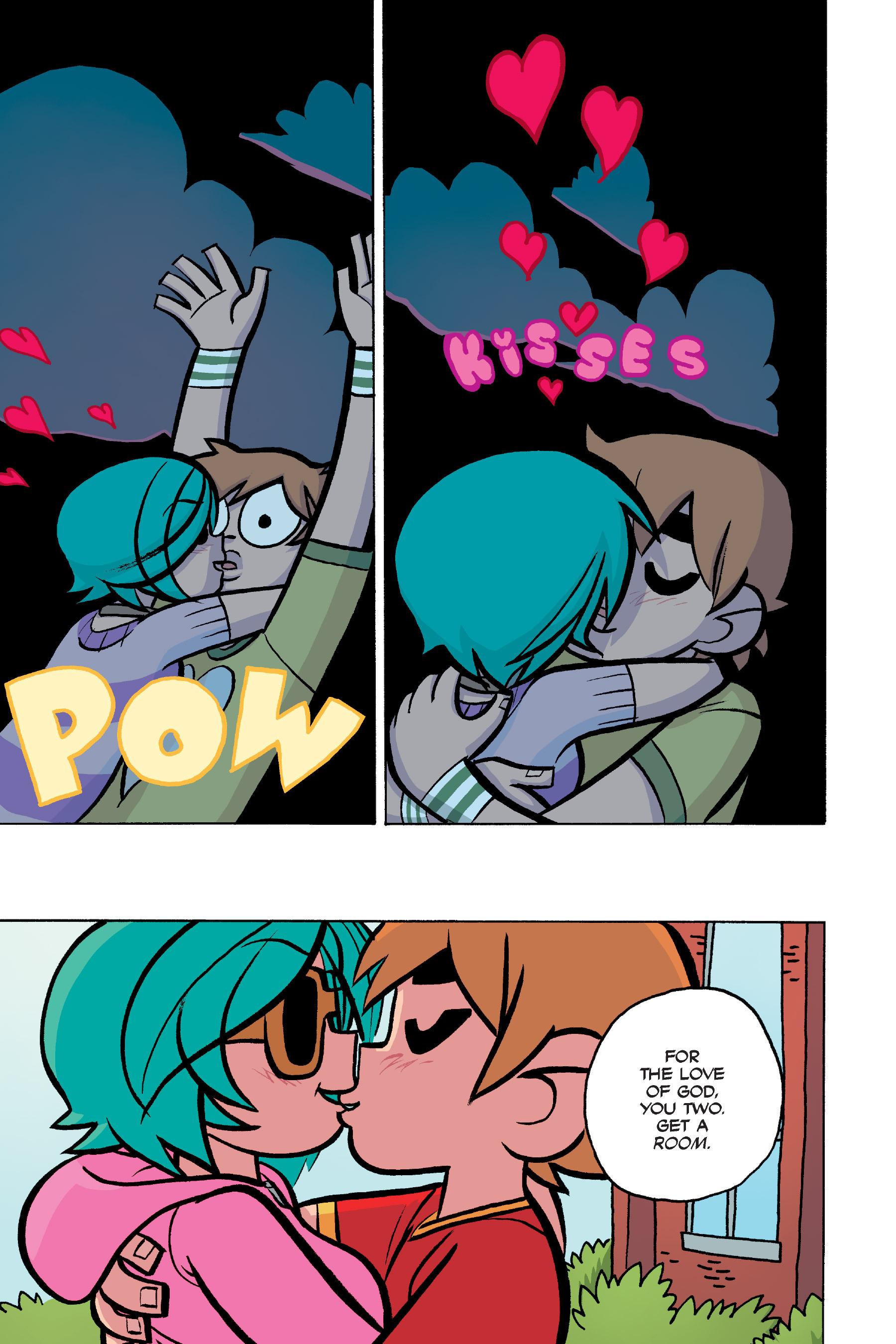 Read online Scott Pilgrim comic -  Issue #4 - 194