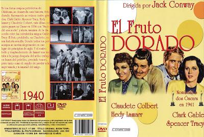 Fruto Dorado | 1940 | Boom Town