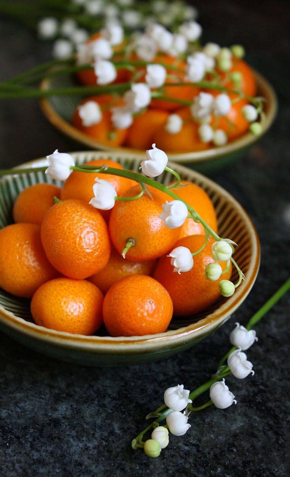 Jane S Sweets Amp Baking Journal Tangy Kumquat Tea Cakes