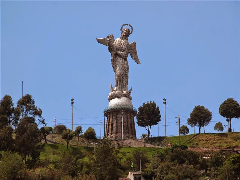 Virgen del Panecillo de Quito