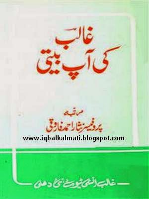 Galib Ki Aap Biti by Nisar Ahmed Farooqi