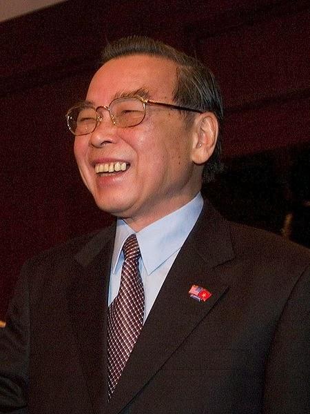 Thủ tướng PhanVăn Khải
