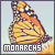 I like monarch butterflies