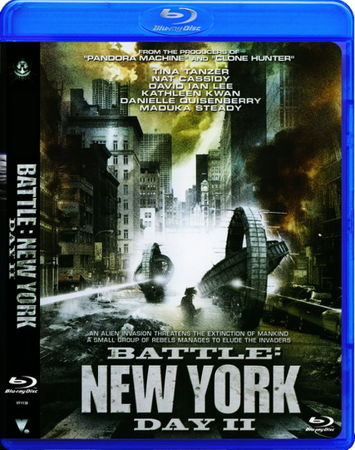 Battle New York Day 2 2011 BRRip 720p