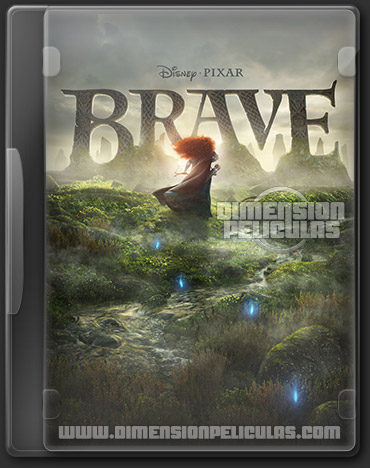 Brave (BRRip HD Español Latino) (2012)