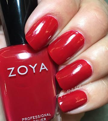 Zoya Focus: Janel