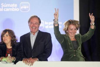 El Partido Popular gana elecciones en España