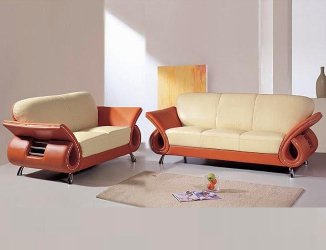 Bentuk-bentuk sofa ruang tamu 8