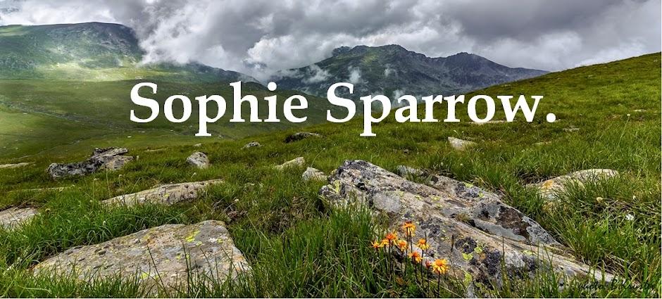 Sophie Sparrow.