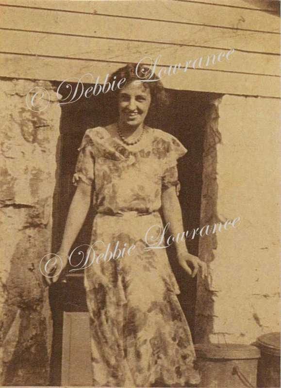 Cecelia Mae McGee - My Family History Journey - Debbie Lowrance