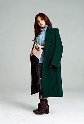 Hyomin T-ara Ceci Magazine October Issue 2013