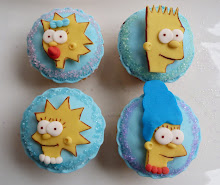cupcake Simpson