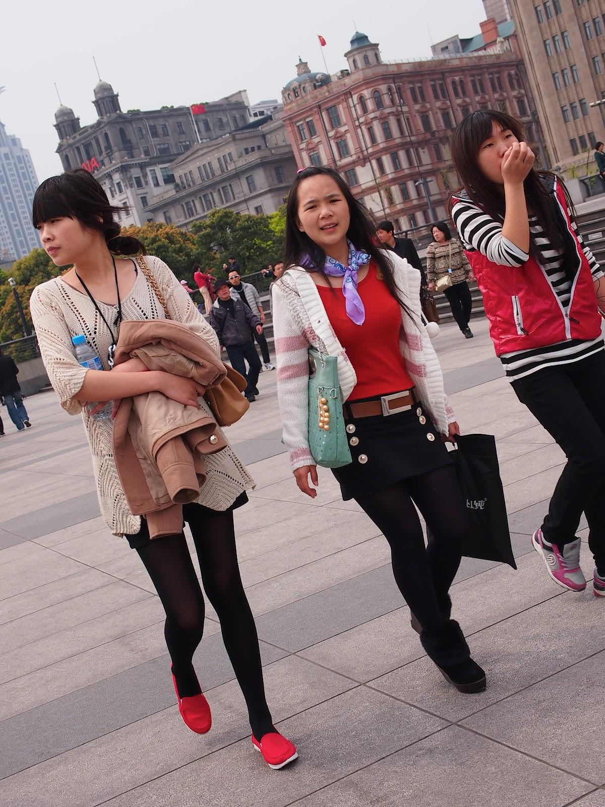 Beijing Street Fashion Blog
