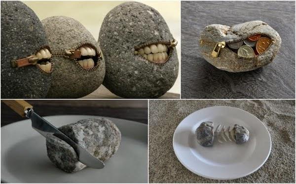 Inilah Ukiran dari Batu Paling Kreatif (FOTO)