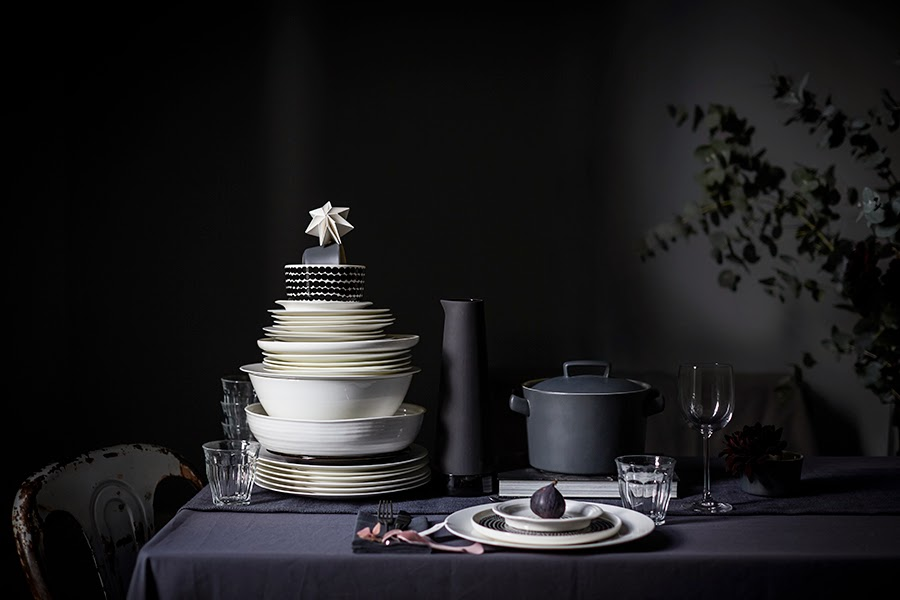 You may have caught some of these photos yesterday in Observer Food Monthly. A lovely Christmas shoot for John Lewis showcasing all their products. & Helen Cathcart: John Lewis - Observer Food Monthly