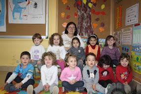 4º DE EDUCACIÓN INFANTIL