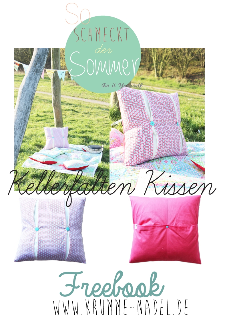 unionknopf diy blogger contest freebook kellerfalten kissen mit hotelverschluss krumme nadel. Black Bedroom Furniture Sets. Home Design Ideas