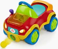 Carro Divertido Infantil