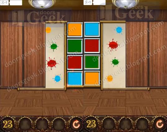 100 doors hell prison escape level 23 walkthrough doors for 100 doors door 23