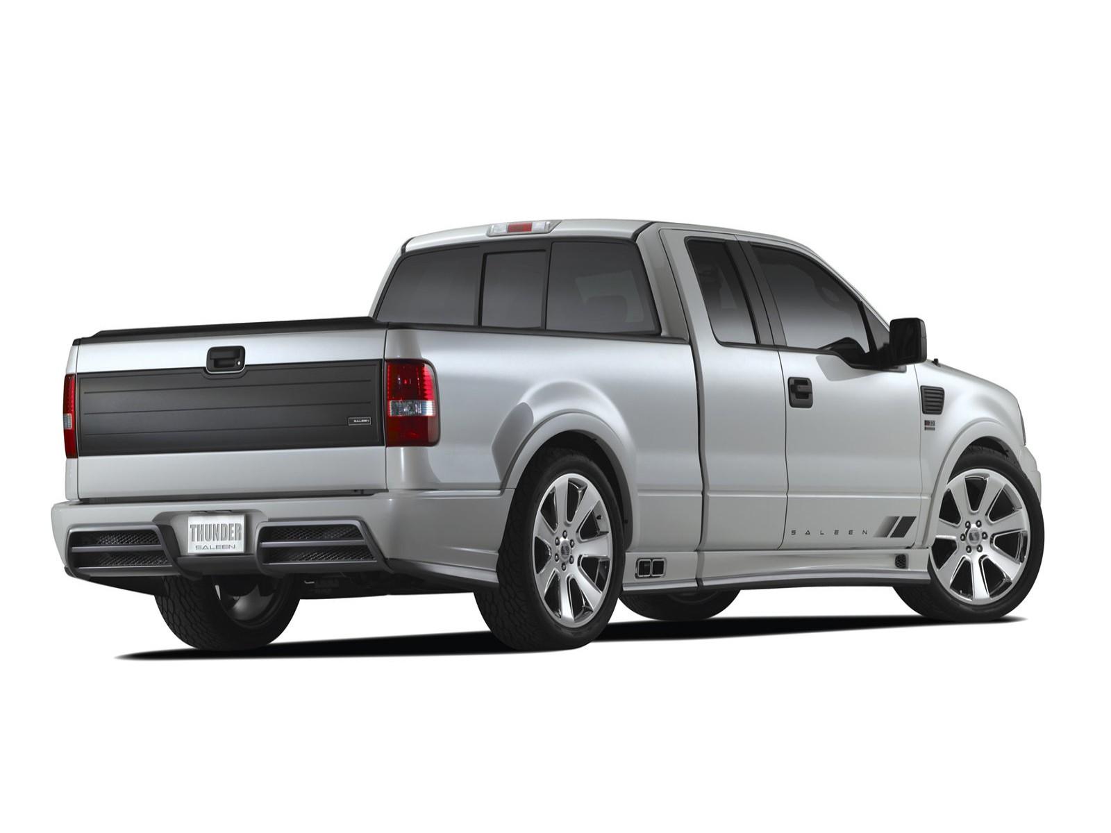 car pictures saleen ford f 150 s331 sport truck 2006. Black Bedroom Furniture Sets. Home Design Ideas