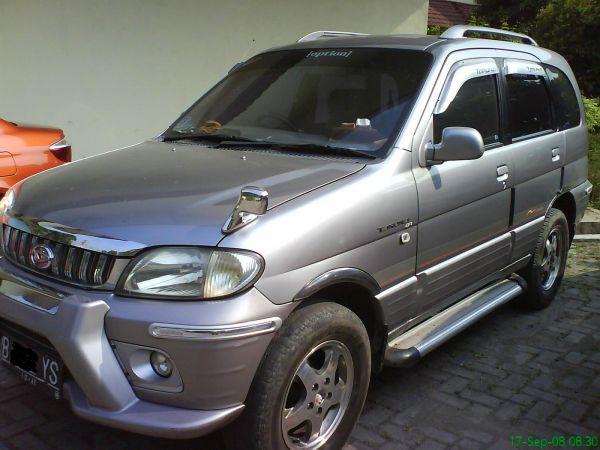 Daihatsu Taruna CSX-M Limited