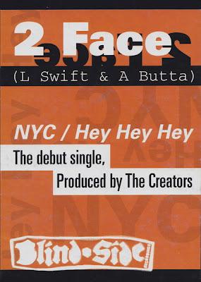 2 Face – NYC / Hey Hey Hey (VLS) (1996) (FLAC + 320 kbps)