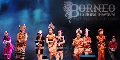 Borneo Cultural Festival 2015